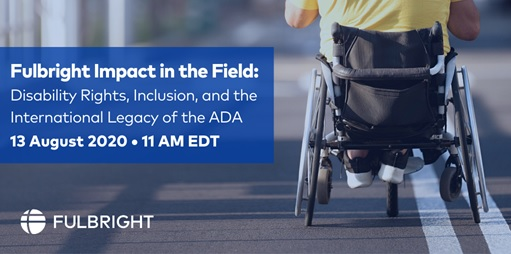 Webinar: Disability Rights, Inclusion and the ADA